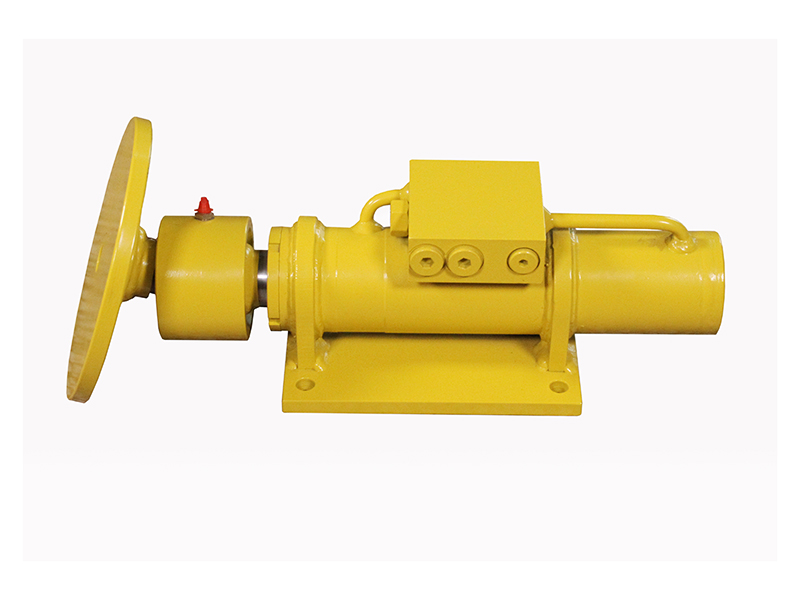 Airport ground equipment cylinder